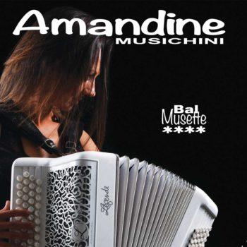Album Amandine Musichini Bal Musette